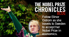 The Nobel Prize Chronicles
