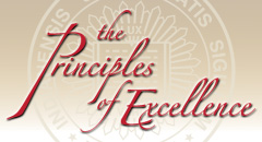 Principles of Excellence